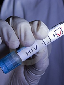 He's HIV positive. Now what?